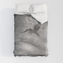 Gustave Dore: Paradise Lost XII Comforters