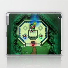 Zelda Link to the Past Master Sword Laptop & iPad Skin