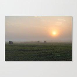 A new beginning  Canvas Print