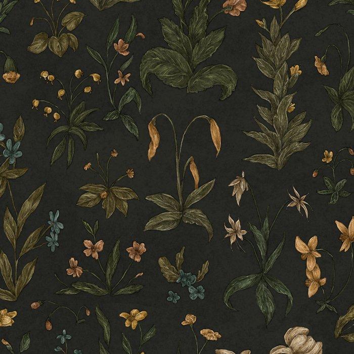 Old World Florals Leggings