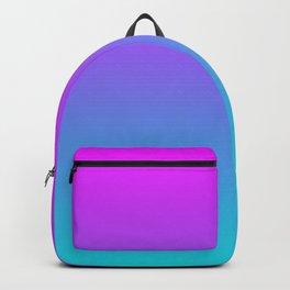 Retro Pink Gradients Backpack