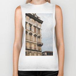 Living in Rome Biker Tank