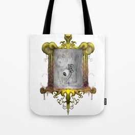 Misperception - no background Tote Bag