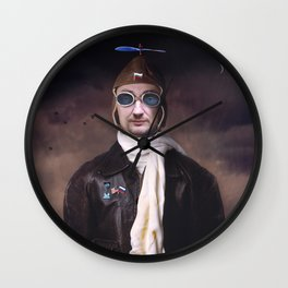 Assange, Putin's Copilot. Wall Clock