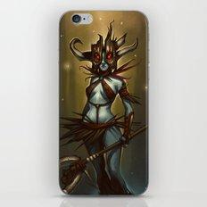 Wood Sprite iPhone & iPod Skin