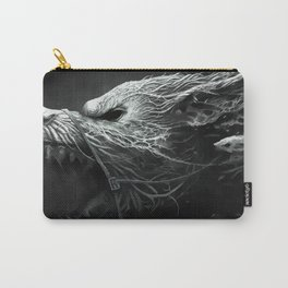 Angry Wolf Carry-All Pouch