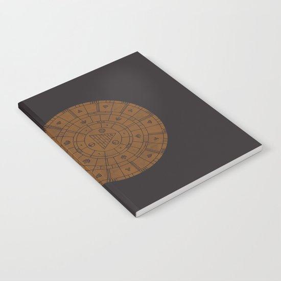 Sacred Sun Notebook