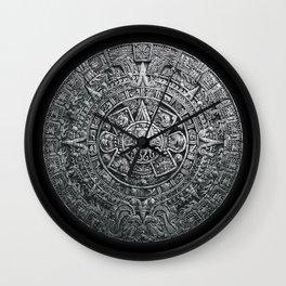 Aztec Cthulhu Wall Clock