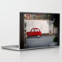 germany Laptop & iPad Skins featuring Germany 6 by Judith Ann Clancy