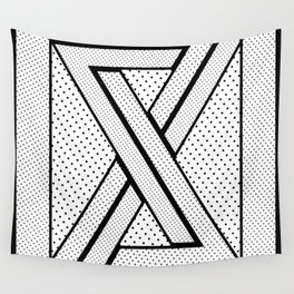 penrose Wall Tapestry