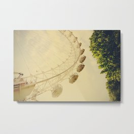 That Summer in London - Fine Art Travel Photography Metal Print