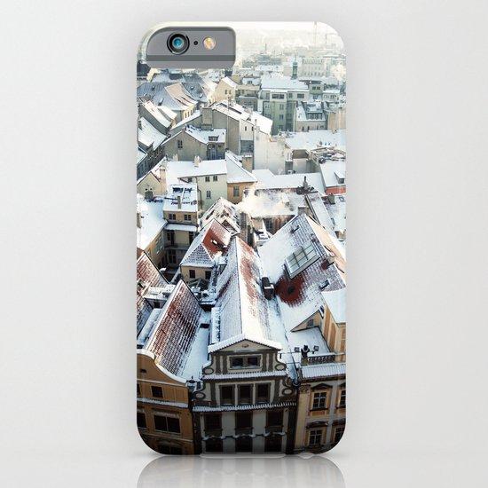 Praha Horizons iPhone & iPod Case