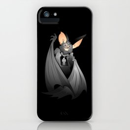 Bat Halloween iPhone Case