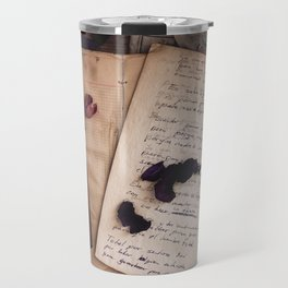 she puts the seeds in me, plant this dying tree Travel Mug