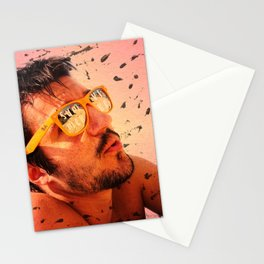 summer vibe Stationery Cards