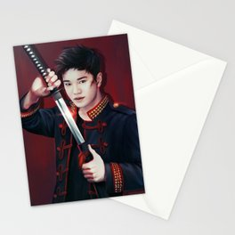 I Need a Hero Stationery Cards