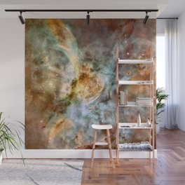 Carina Nebula, Star Birth in the Extreme - High Quality Image Wall Mural