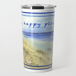 My Happy Place! Travel Mug