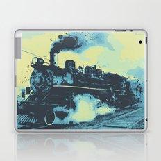 Morning train 1946 Laptop & iPad Skin