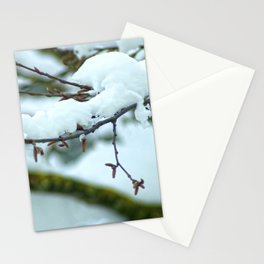 In genere nix Stationery Cards