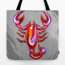 Scorpio - Zodiac Sign Tote Bag