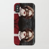 third eye iPhone & iPod Cases featuring Third Eye by elle moss