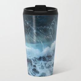Magical Sea Metal Travel Mug