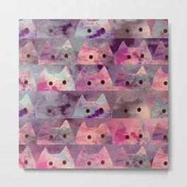 cats 156 Metal Print