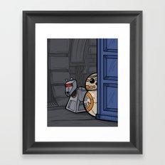 BBK-9 Framed Art Print