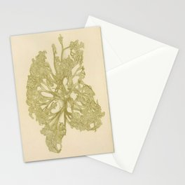 delicate starfish Stationery Cards
