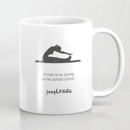 Pilates Gift Coffee Mug