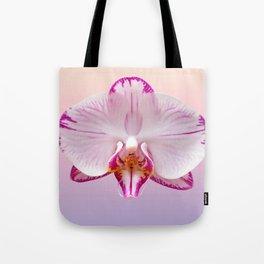 Orchid Portrait Tote Bag