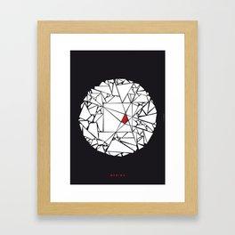 Medina 4 Framed Art Print