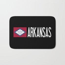 Arkansas: Arkansan Flag & Arkansas Bath Mat