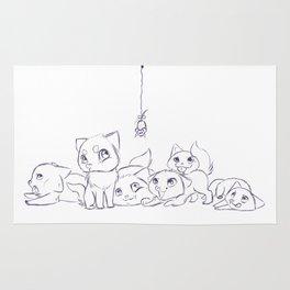 Cat's Rug