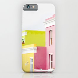Bo Kaap Main Street iPhone Case