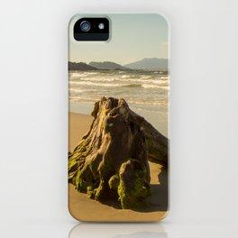 Drift Wood iPhone Case