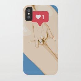 diggin' for lke iPhone Case