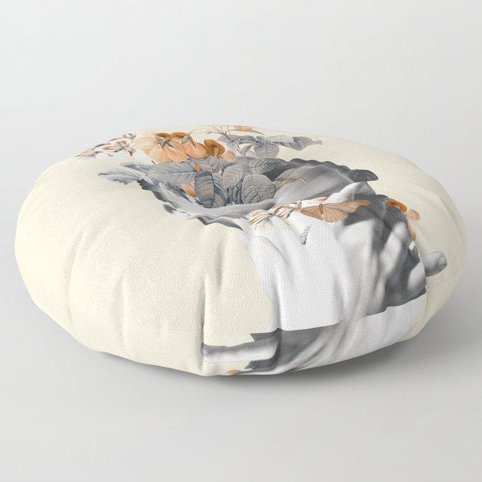 Inner beauty 4 Floor Pillow