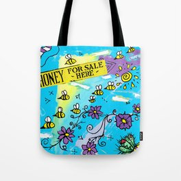 Honey for Sale! Tote Bag