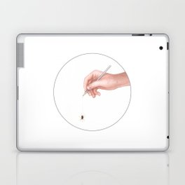 It's Complicated... by Lars Furtwaengler | Colored Pencil | 2012 Laptop & iPad Skin
