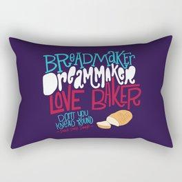 Fat Benatar Rectangular Pillow