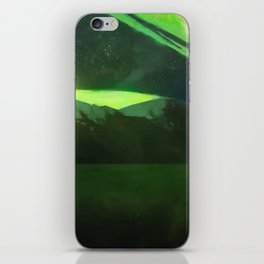 Aurora Borealis iPhone Skin