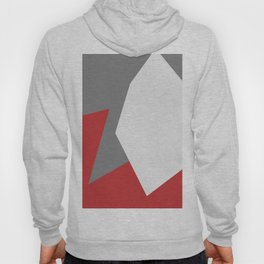 Minimalism Abstract Colors #12 Hoody