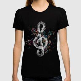 Piano Melody T-shirt