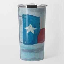Texas Strong Travel Mug