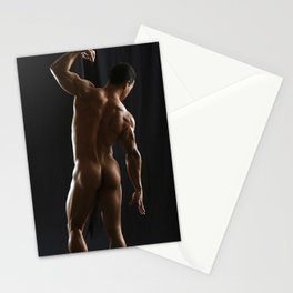 Muscles Stationery Cards