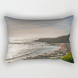 Sunstar at Ano Nuevo State Reserve California Rectangular Pillow