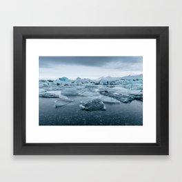 INSURRECTION - Rupture. Framed Art Print
