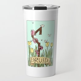 Druid - D&D Travel Mug